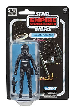 Star Wars Black Series Action Figure 40th Anniversary Imperial Tie Fight