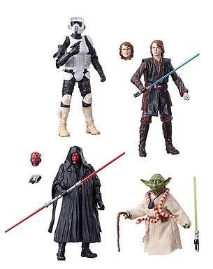 Star Wars Black Series Archive Action Figures 15 cm 2019 Wave 2