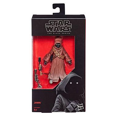 Star Wars Black Series Action Figure Jawa