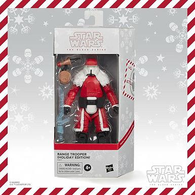 Star Wars Black Series Action Figure 2020 Range Trooper (Holiday Edition)