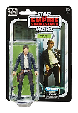 Star Wars Black Series Action Figure 40th Anniversary Han Solo (Bespin)
