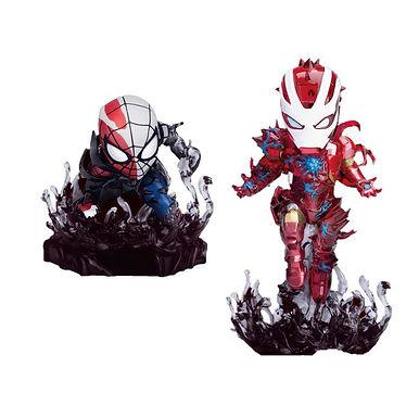 Marvel Comics Mini Egg Attack 2-Pack Maximum Venom Special Color SDCC 2020