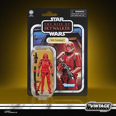 Star Wars Vintage Collection Action Figure Sith Trooper (Episode IX)