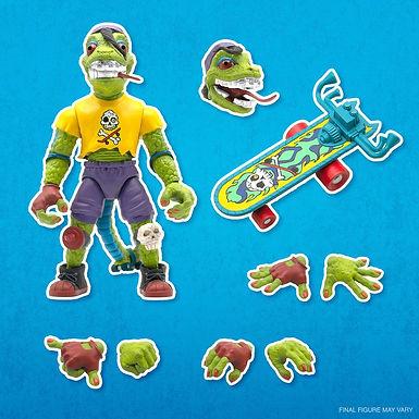 Teenage Mutant Ninja Turtles Ultimates Action Figure Mondo Gecko 18 cm