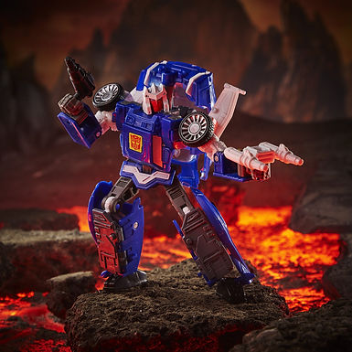 Transformers Generations War for Cybertron: Kingdom Deluxe Autobot Tracks
