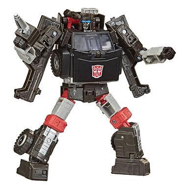 Transformers Generations War for Cybertron: Earthrise Deluxe 2020 Trailbreaker