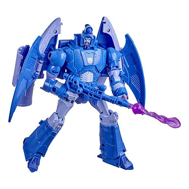 Transformers Studio Series Voyager Class 1986 Movie Wave 1 Scourge