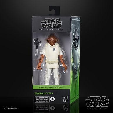 Star Wars Black Series Action Figure Wave 26 Admiral Ackbar