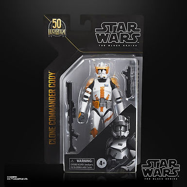 Black Series Archive Collection Clone Commander Cody