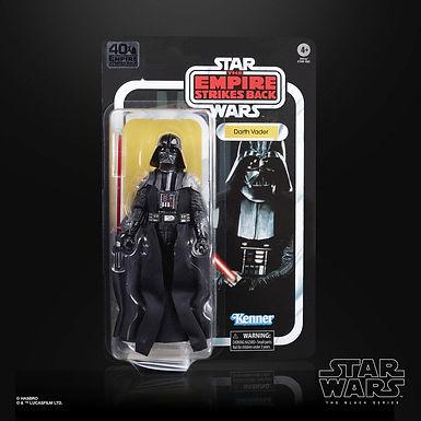 Star Wars Episode V Black Series 40th Anniversary Wave 3 Darth Vader