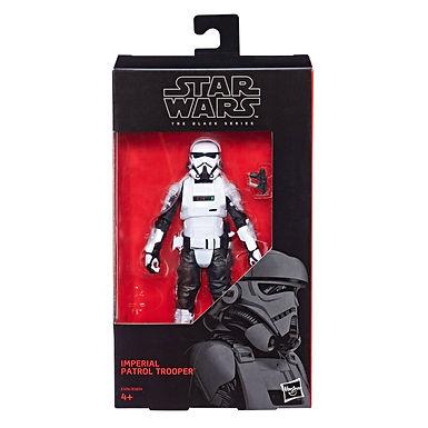 Star Wars Black Series Action Figure Imperial Patrol Trooper