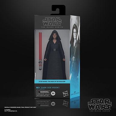 Star Wars The Rise Of Skywalker Black Series Wave 28 Dark Side Rey