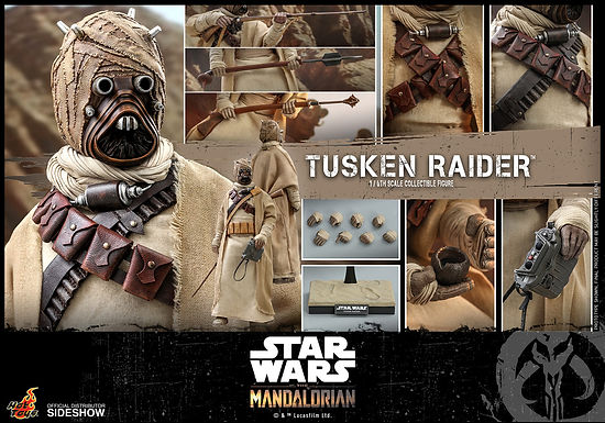 Hot Toys 1.6 Tusken Raider