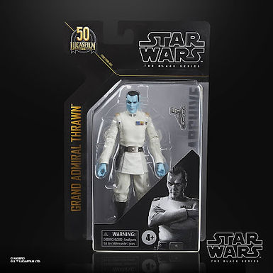 Black Series Archive Collection Grand Admiral Thrawn