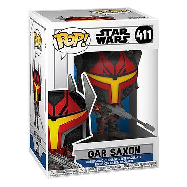 Star Wars: Clone Wars POP! Star Wars Vinyl Figure Gar Saxon 9 cm
