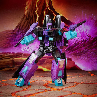Transformers Generations War for Cybertron Voyager Class G2-Inspired