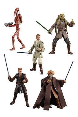 Star Wars Black Series Action Figure Full Wave 25