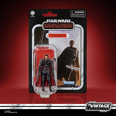 Star Wars The Vintage Collection Moff Gideon (The Mandalorian)