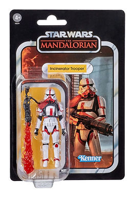 Star Wars The Mandalorian Vintage Collection Action Figure 2020 Incinerator Troo
