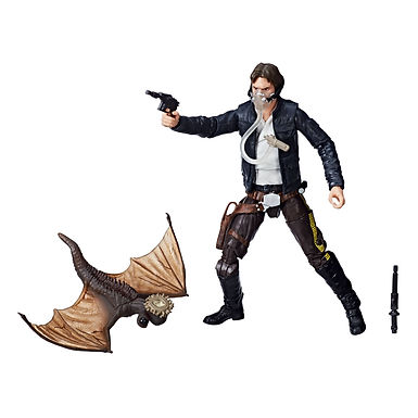 Star Wars Episode V Black Series 2018 Han Solo Exogorth Escape Exclusive