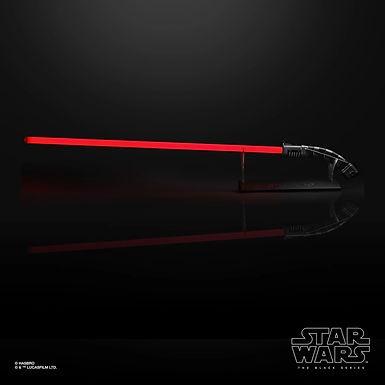 Star Wars Black Series Replica 1/1 Force FX Lightsaber Asajj Vent