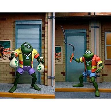 NECA TMNT '87 Punk Frogs Napoleon & Atilla Action Figure 2-Pack