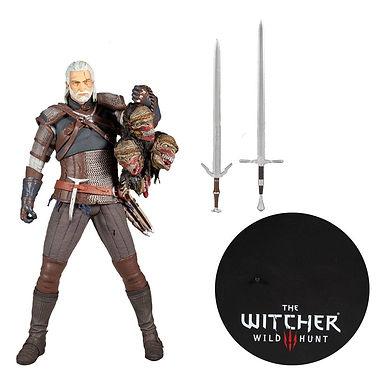 The Witcher Action Figure Geralt 30 cm