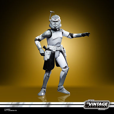 Star Wars Vintage Collection Wave 27 Clone Commander Wolffe
