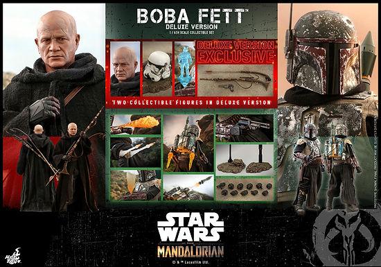 1:6 Boba Fett Deluxe Twin Set