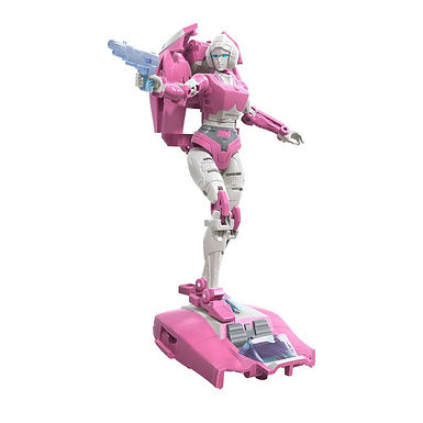 Transformers Generations War for Cybertron: Earthrise Action Figure Arcee