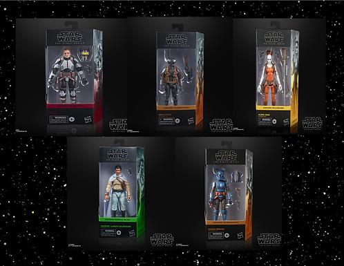 Star Wars The Black Series Wave 30