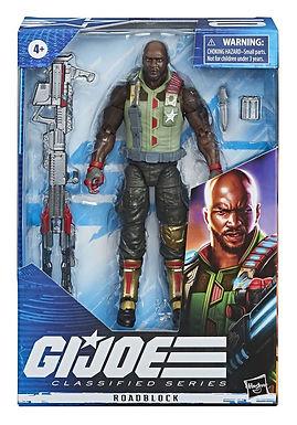 G.I. Joe Classified Series Wave 1 Action Figure Roadblock
