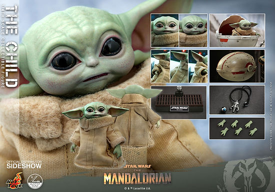 Hot Toys 1:4 The Child