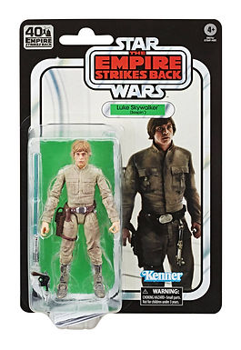 Star Wars Black Series Action Figure 40th Anniversary Luke Skywalker (Bespin)