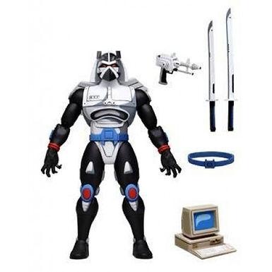 NECA TMNT '87 Ultimate Chrome Dome Action Figure