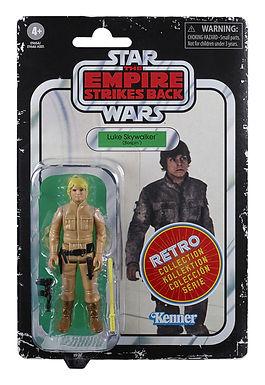 Star Wars Episode V Retro Collection Action Figure Luke Skywalker (Bespin)