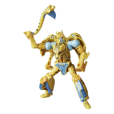 Transformers Generations War for Cybertron: Kingdom Deluxe 2021 Cheetor