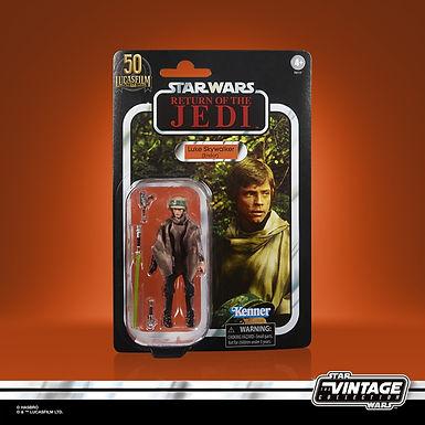 Star Wars The Vintage Collection Luke Skywalker (Endor)lection Tusken Raider