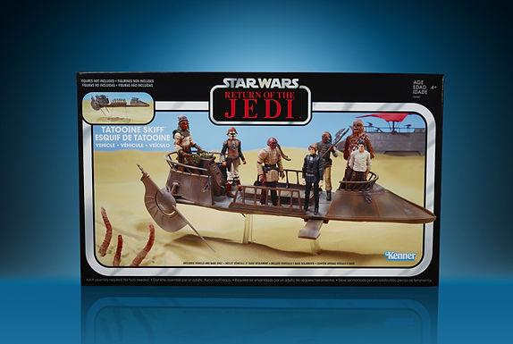 Star Wars Episode VI Vintage Collection Vehicle Jabba's Tatooine Skiff Exclusive