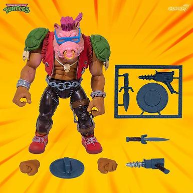 Teenage Mutant Ninja Turtles Ultimates Action Figure Bebop 18 cm