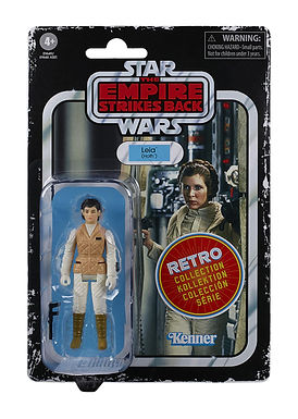 Star Wars Episode V Retro Collection Action Figure Leia (Hoth)