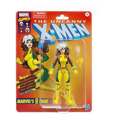 The Uncanny X-Men Marvel Retro Collection Marvel's Rogue