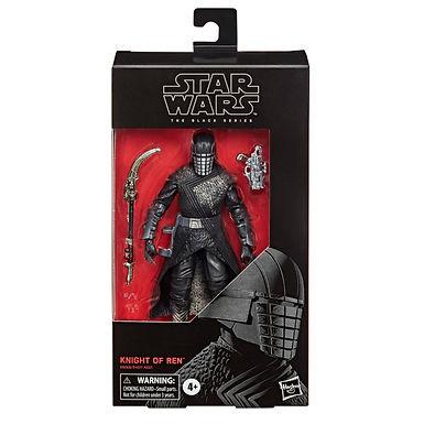 Star Wars Black Series Action Figure  Knight of Ren