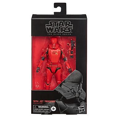 Star Wars Black Series Action Figure Sith Jet Trooper