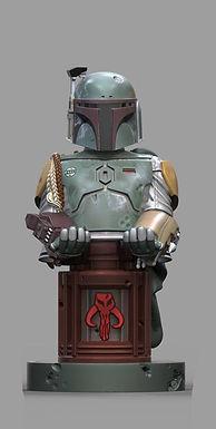 Star Wars Cable Guy Boba Fett 20 cm