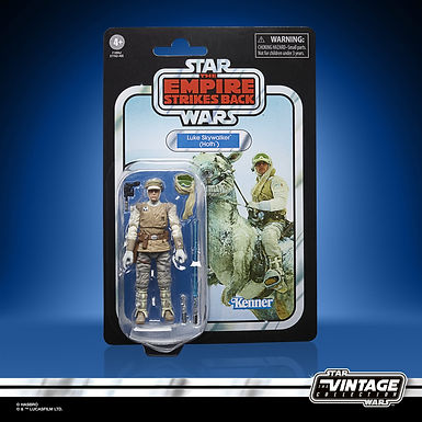 Star Wars The Vintage Collection Luke Skywalker (Hoth)