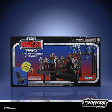 Star Wars Episode V Vintage Collection Carbon-Freezing Chamber with Stormtrooper