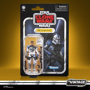 Star Wars The Vintage Collection Arc Trooper Echo