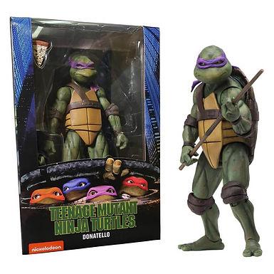 Teenage Mutant Ninja Turtles Donatello figure 18cm