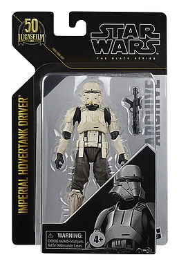 Black Series Archive Collection Imperial Hovertank Driver